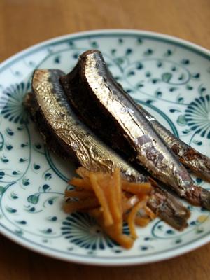 鰯のお酢煮