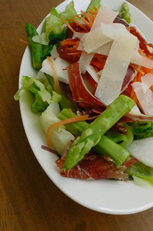 春野菜もりもりサラダ