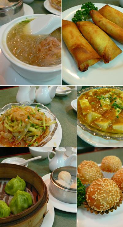 上海豫園小龍包館