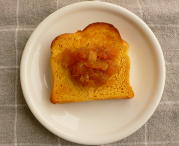 にんじん食パン