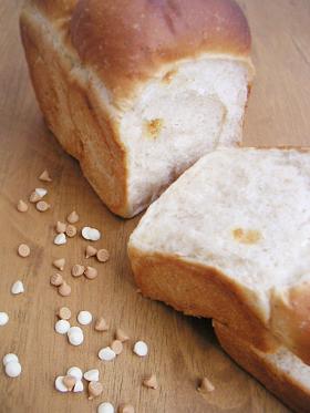 ミルクジャムの食パン