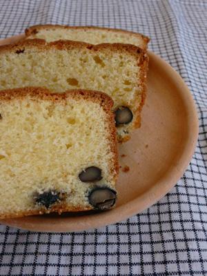 黒豆cake