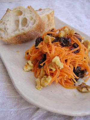 キャロットラペ風サラダ